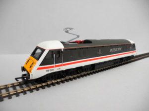 Class 89 BR Intercity