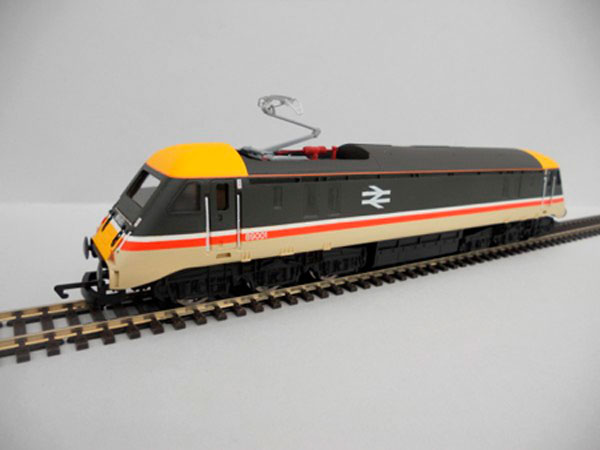 Class 89 Co-Co British Rail Crewe
