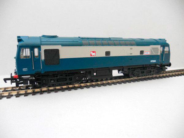 British Rail 97250 ETHEL 1