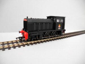 Class 05 Hunslet Shunter Black