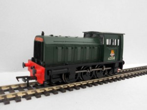 Class 05 Hunslet Shunter Green