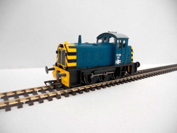 Class 07 0-6-0 Ruston & Hornsby Dock Shunter