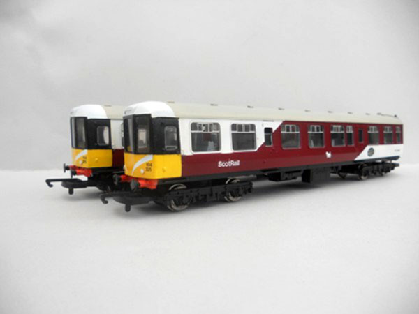 British Rail Class 104 BRC&W Unit