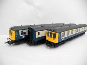 Gloucester Class 119 Blue/Grey