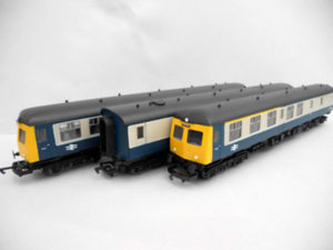 Class 120 Swindon Unit Blue/Grey