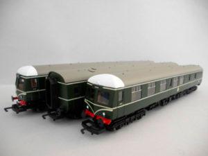 Class 120 Swindon BR Green