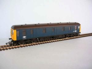 Class 129 Cravens Parcel Unit Blue