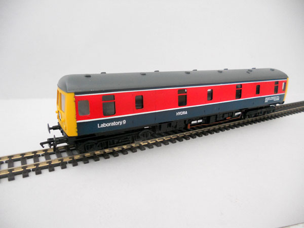 British Rail Departmental Laboratory 9 Hydra Model Railway ...