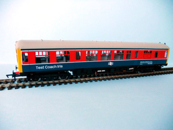 British Rail Departmental Test Coach Iris