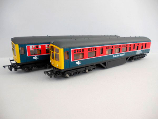 British Rail Departmental Test Unit Gemini