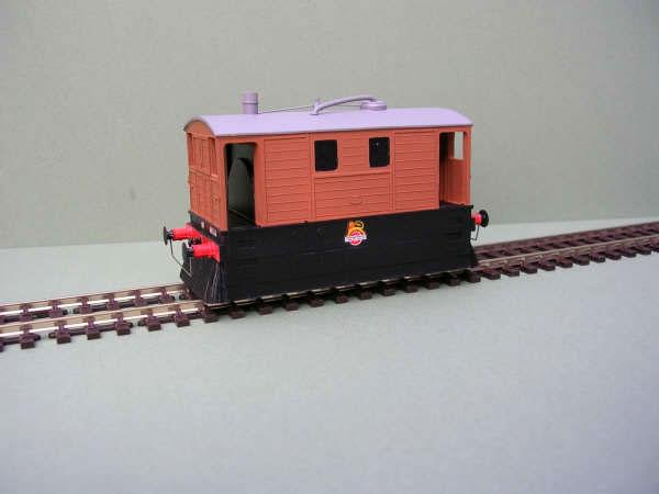 GER Class C53, LNER Class J70, BR Class Y6 Steam Tram Loco