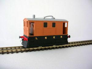 LNER Y6 Brown