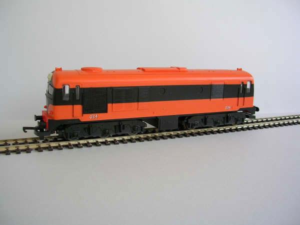 IR/IE 001 Class Orange with Black Band