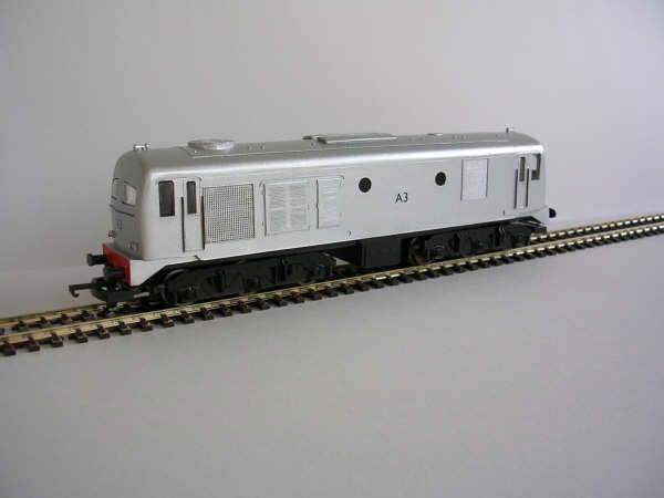 IR / IÉ 001 Class (A Class) Co-Co Metropolitan Vickers