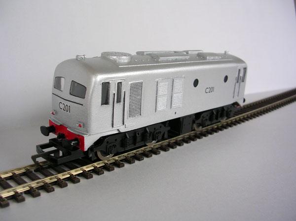 IR / IE C Class Silver