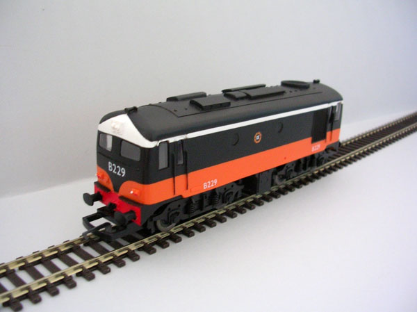 IR / IE C Class Black over Orange Rebuilt