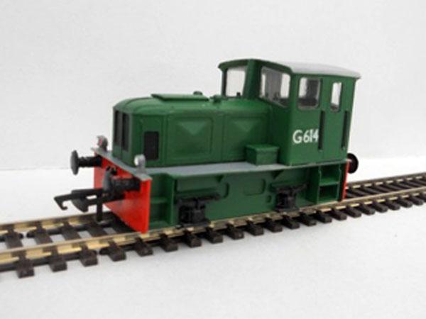 IR / IE G Class Green