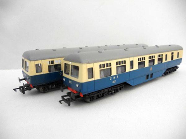 GNRI AEC Class 600 Railcar