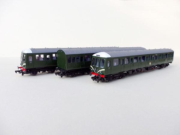 British Rail Class 116 BR Derby Unit