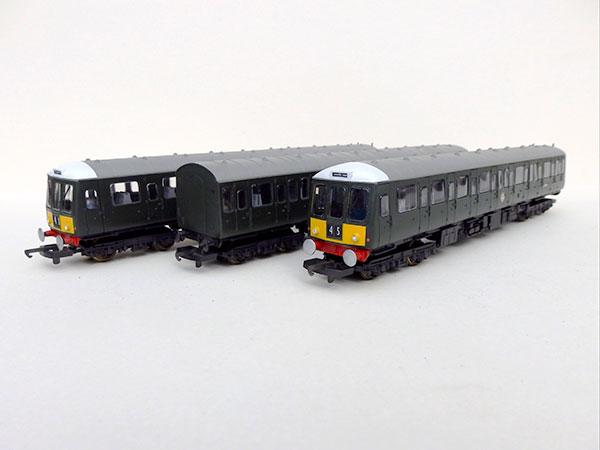 British Rail Class 125 BR Derby Unit