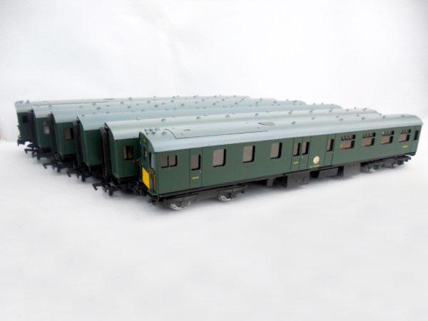 British Rail Class 202 (6L) DEMU