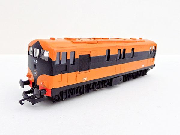 IR / IÉ 101 Class (B Class) A1A-A1A BRC&W