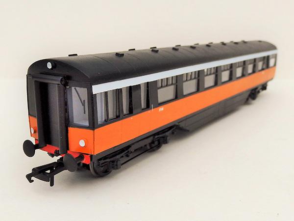 IR / IÉ BUT 700 Class Railcar