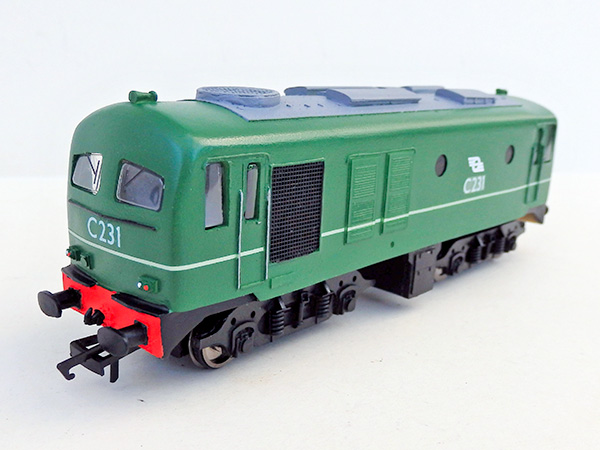 IR / IÉ 201 Class (C Class) Bo-Bo Metropolitan Vickers
