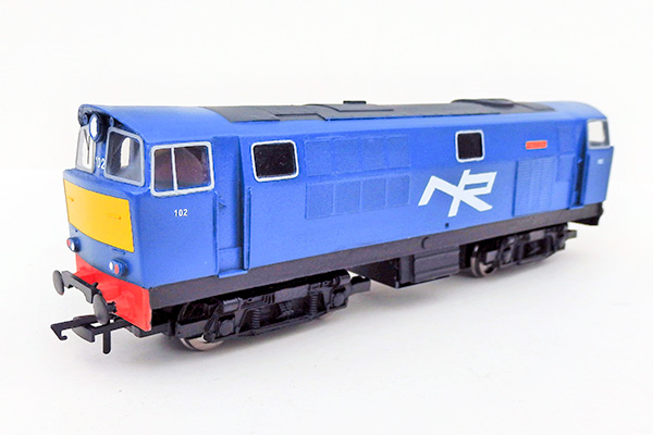 NIR 101 (DL) Class Bo-Bo Hunslet / BREL Doncaster