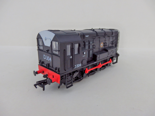 IR / IÉ 301 Class (D Class) 0-6-0 Inchicore Works