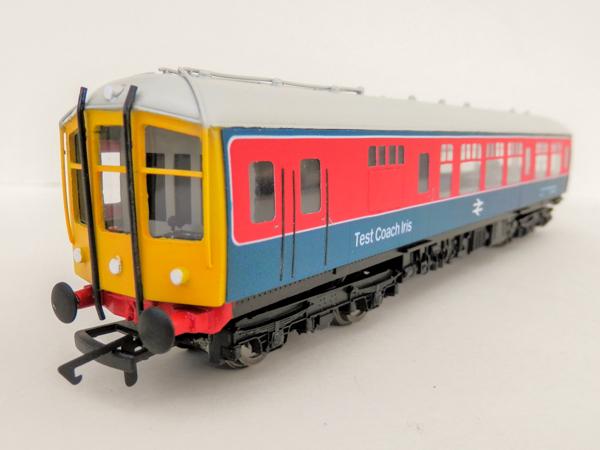 British Rail Departmental Test Coach Iris