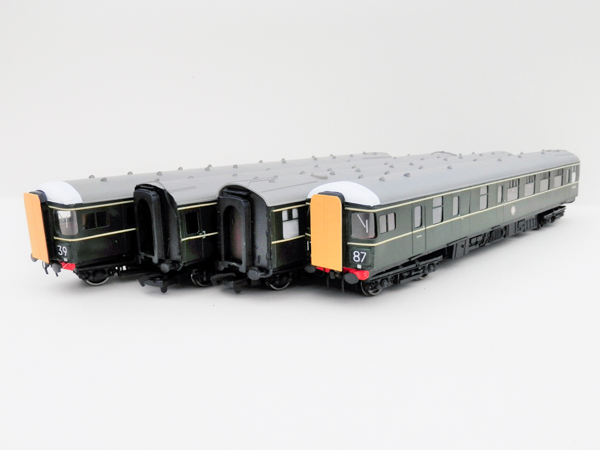 British Rail Class 123 Swindon Inter City DMU