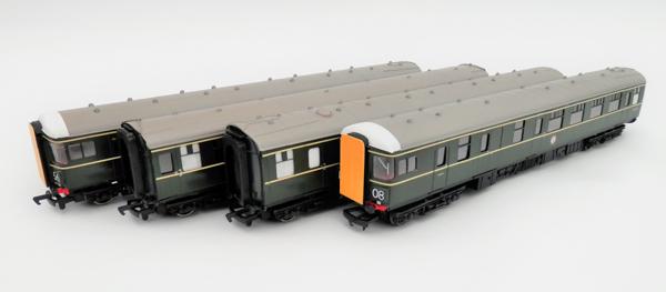 British Rail Class 123 Swindon Inter City DMU