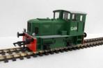 IR / IÉ 601 Class (G Class) 0-4-0 Deutz